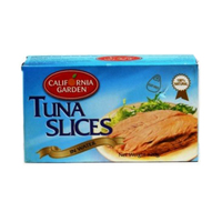 California Garden Tuna Slices In Water 120g