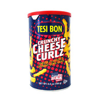 Tesi Bon Crunchy Cheese Curlz 156GR