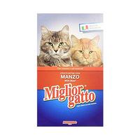 Miglior Gatto Croccantini Con Manzo With Beef 400GR