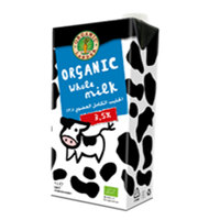 Organic Larder Whole Milk 1l