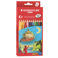 Steadtler Luna 12Color Pencil
