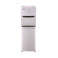 Midea YL1663S-W 15 L Stainless Steel Water Dispenser
