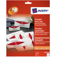 Avery Tent Card Printable L4794-10