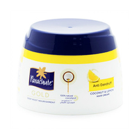 Parachute Gold Anti Dandruff Coconut & Lemon Hair Cream 210ML
