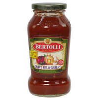 Bertolli Pasta Sauce Olive Oil & Garlic 680g