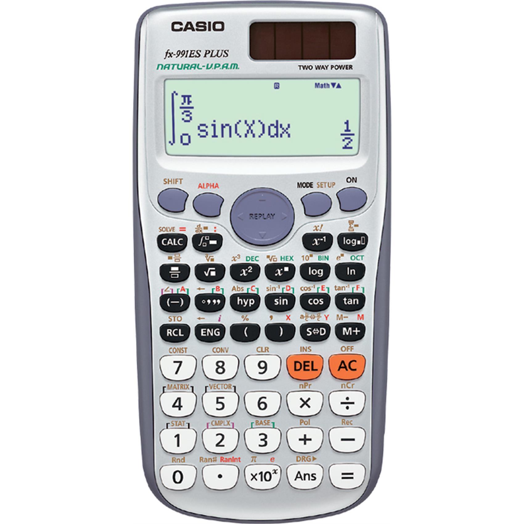CASIO FX-991ES PLUS SCIENTIFIC
