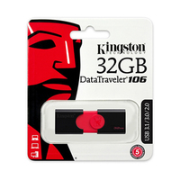 Kingston Data Traveler 106 USB 3.0 32GB Flash Drive