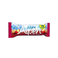 Alpen Light Summer Fruits Bar 21GR