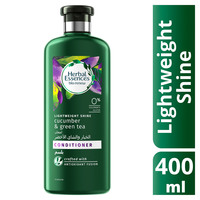 Herbal Essences Bio:Renew Shine Cucumber & Green Tea Conditioner 400 ml