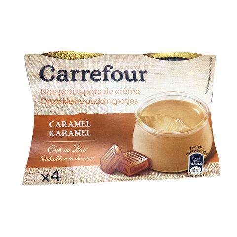 Carrefour-Dessert-Creme-CaramelJar-100gx4