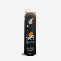 Pure Press Black Lemonade Raw Cold Pressed Juice 250ml