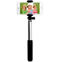 Ezone Selfie Stick 360 Degree Rotation Silver