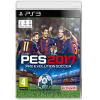 Sony PS3 Pro Evolution Soccer 2017