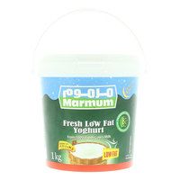 Marmum Fresh Low Fat Yoghurt 1kg