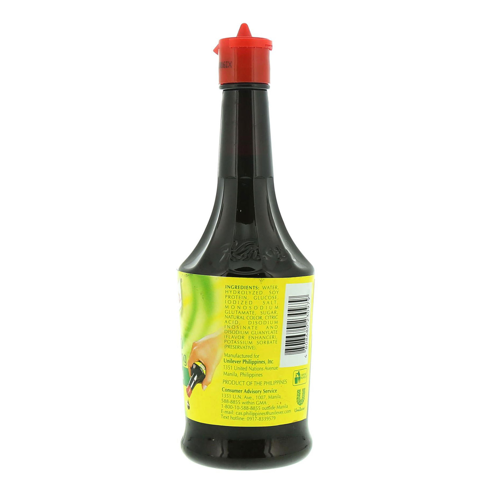 KNORR LIQUID SEASONING 250GR