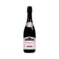 Lambrusco Villa Veroni Red Wine Petillant 75CL