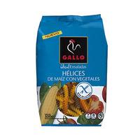 Gallo Fusilli Tricolor Gluten Free 500GR