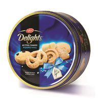 Tiffany Delights Butter Cookies 900 g