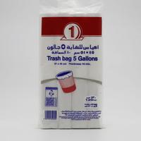 N1 Trash Bags 5 gal - 4 x 30 Bags
