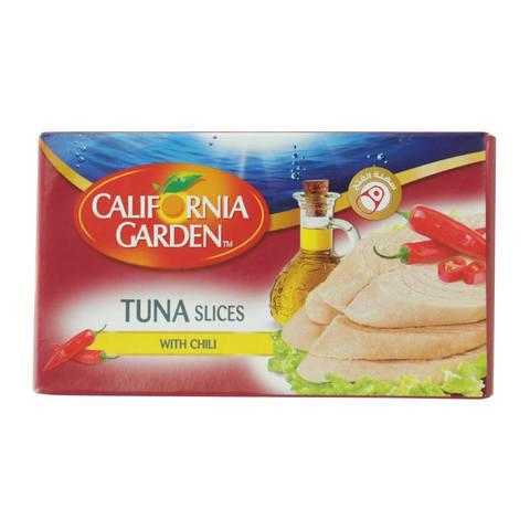California-Garden-Tuna-Slices-With-Chili-120g