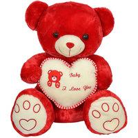Cuddles Bear 60X40Cm