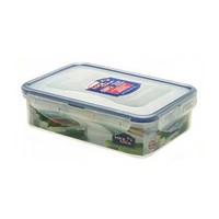 Lock & Lock Rectangular Short Food Container HC815 550ML