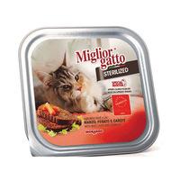 Miglior Gato Sterilized Meat 100GR