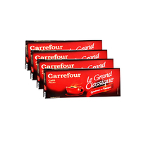 Carrefour Cafe Moulu Le Grand Classique 250GR X 4