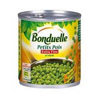 Bonduelle Peas Very  Fin 400GR