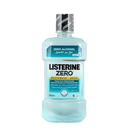 Listerine Mouthwash Zero 500ML