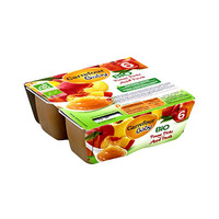 Carrefour Baby Organic Apple And Peach