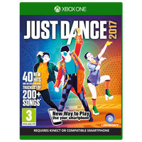Microsoft Xbox One Just Dance 2017