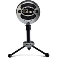 Blue Microphone Snowball Brushed Aluminum