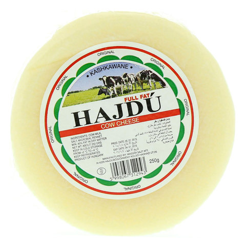 Hajdu-Full-Fat-Cow-Cheese-250g