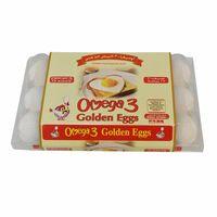 Al Jazira Omega 3 Golden Eggs x15