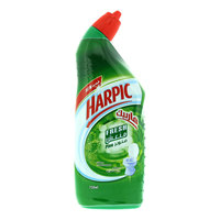 Harpic Fresh Pine Toilet Cleaner 750ml