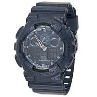Casio G-Shock Men's Analog/Digital Watch GA-100CG-2A