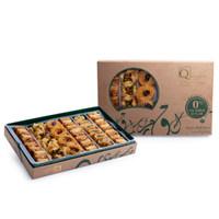 Al Qamar Premium Sugar-Free Baklawa 350g