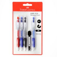 Faber-Castell mechanicalanical Pencil 4+Leds