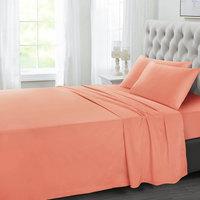 Tendance's Flat Sheet Double Peach 205X240