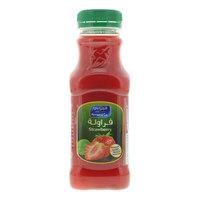 Almarai Naturally Sweetened Reconstituted Strawberry Juice Drink 300ml