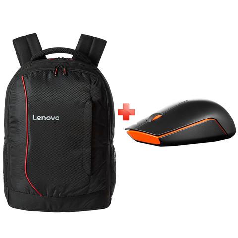 Lenovo-BackPack-B3055+Wireless-Mouse