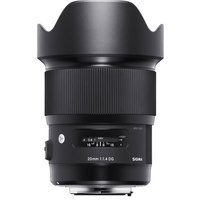 Sigma Lens 20MM F/1.4DG HSM  For Nikon