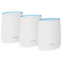 Netgear Wireless Orbi Mesh System AC2200 X3 RBK23-100UKS