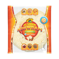 El Sabor Mini Wraps 12CM 8 Pieces