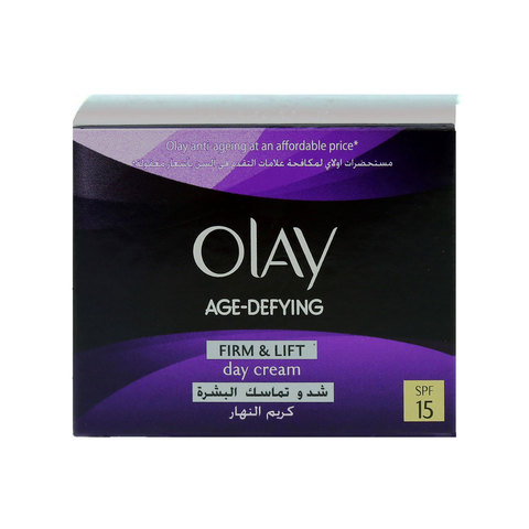 Olay-Age-Defying-Firm-&-Lift-Day-Cream-Spf15-50ml