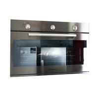 ARISTON Built-In Gas Oven MKG 21 IX 90 Cm Full Safety Stainless Steel