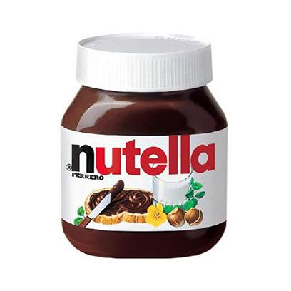 NUTELLA JARS CHOCOLAT 750GM