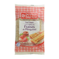 Paysan Breton Crepe Strawberry 180g