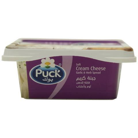 Puck-Soft-Cream-Cheese-Garlic-&-Herb-Spread-200g